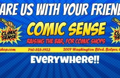 Comic Sense - Belpre, OH