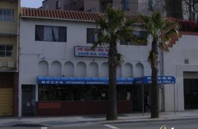 Pho Ha Pien - San Francisco, CA