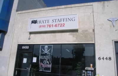 Pirate Staffing - North Hollywood, CA