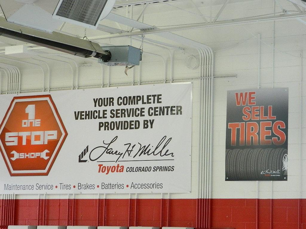 Larry H Miller Toyota Colorado Springs >> Larry H Miller Toyota Colorado Springs 15 E Motor Way