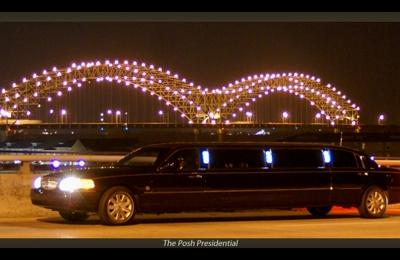 A Posh Limousine - Memphis, TN