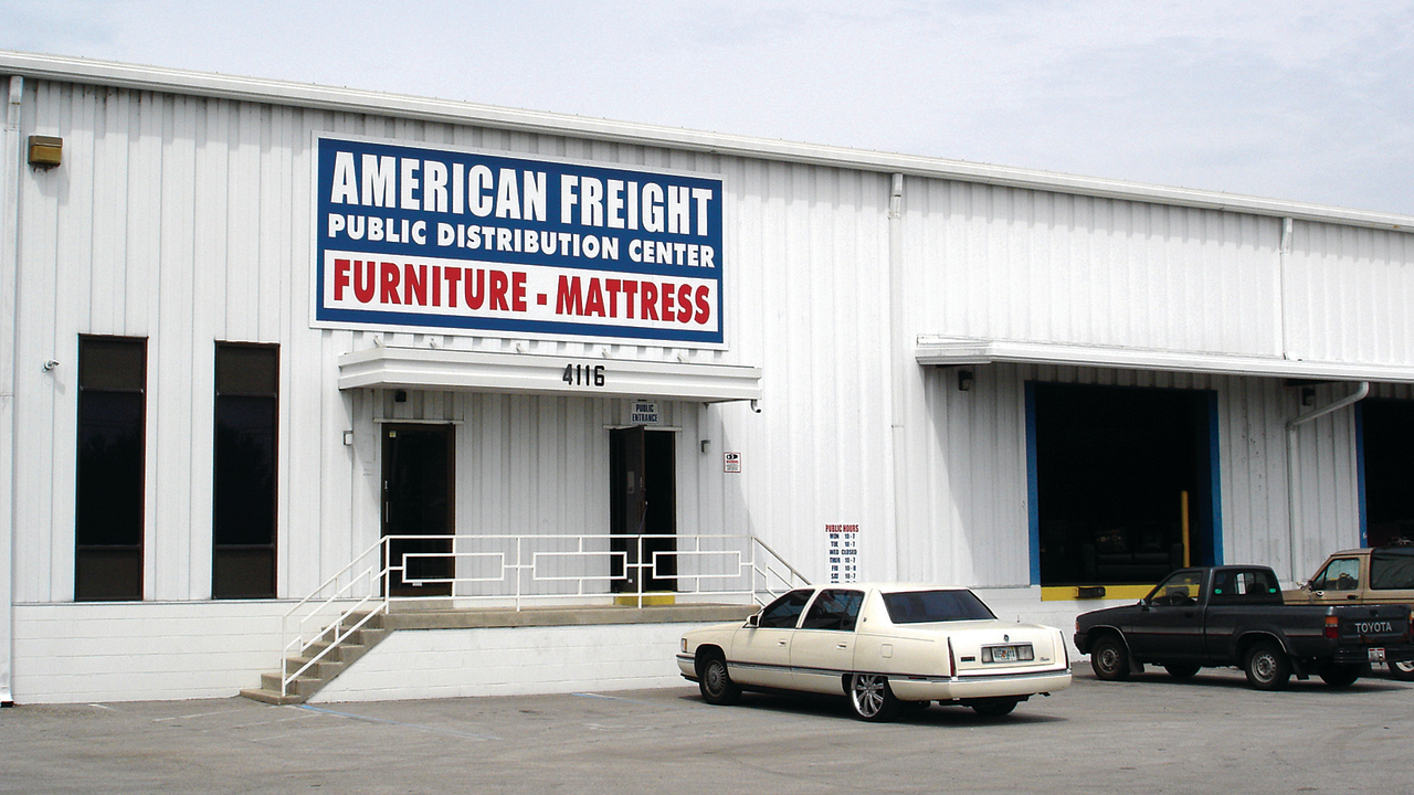 American Freight Furniture And Mattress 4116 N Orange