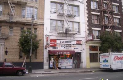S & B Grocery Liquor & Store - San Francisco, CA