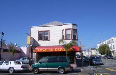 Hawaiian Drive-Inn Inc - San Francisco, CA