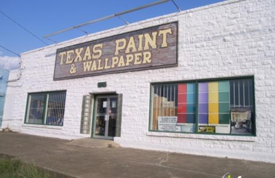texas paint and wallpaper dallas  Texas Paint
