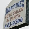 Martinez Auto Parts