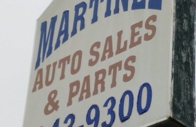 Martinez Auto Parts - Hidalgo, TX