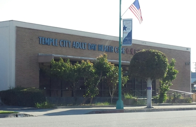 Temple City Adult Day Healthcare - Temple City, CA. Side view angel of business