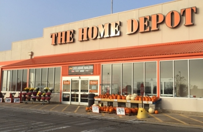 The Home Depot 4242 Venture Dr Peru Il 61354 Yp Com