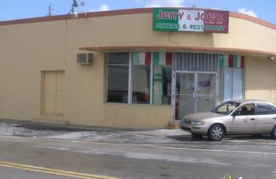 Jerry & Joe's Pizza - Hialeah, FL