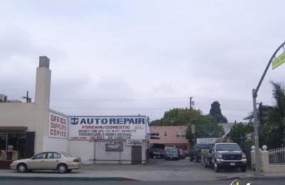 Hp Auto Repair - Huntington Park, CA