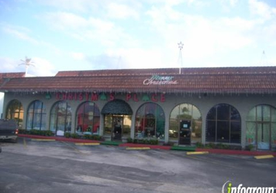 The Christmas Palace 800 NE 13th St