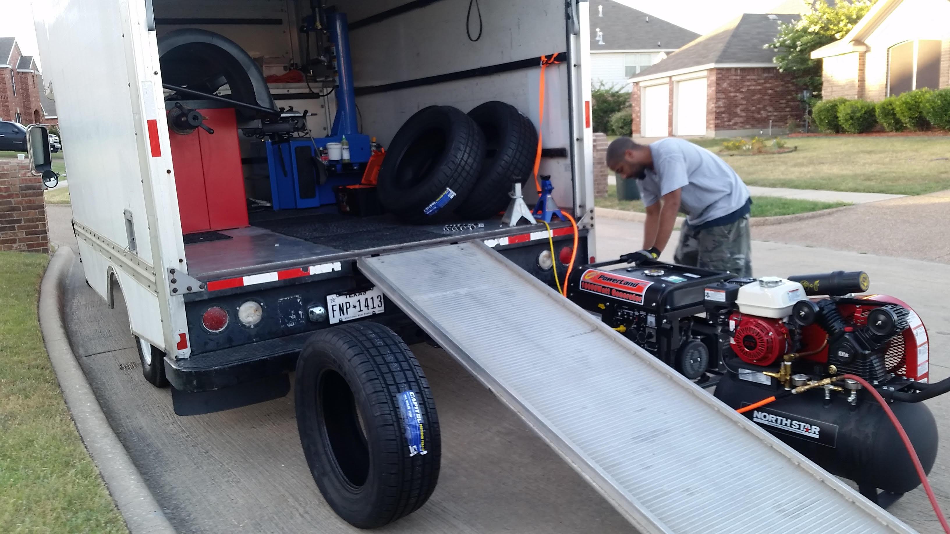 Mobile Tire Service >> Traveling Wheels Mobile Tire Service Po Box 2091 Red Oak Tx 75154