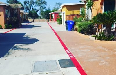 Perfect Striping - San Diego Parking Lot Striping - San Diego, CA