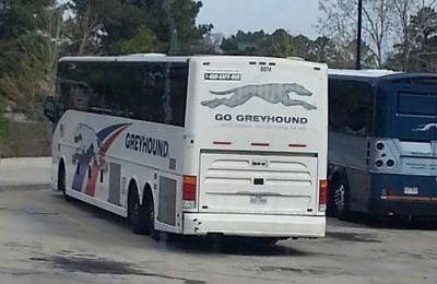 Greyhound Bus Lines - Memphis, TN