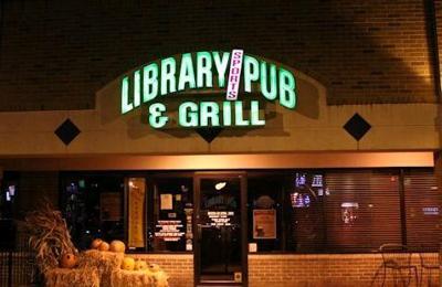 Library Pub - Novi, MI