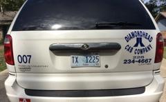 Diamondhead Cab