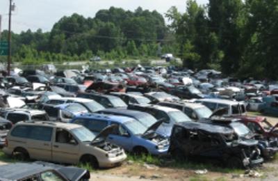 Auto Salvage Inc 5791 Clayton St High Point Nc 27263 Yp Com