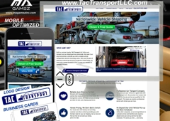 MA Gamez Website Development - Garland, TX
