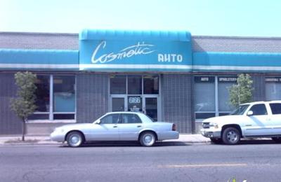 Cosmetic Auto Trim & Glass Inc - Chicago, IL