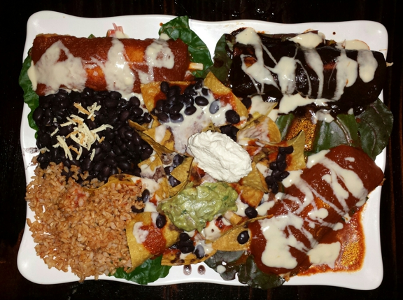 The Grain Cafe - Los Angeles, CA. Fiesta Plate
