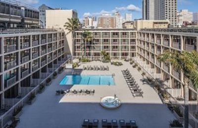 Parc 55 San Francisco - a Hilton Hotel - San Francisco, CA