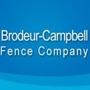 Brodeur Campbell Fence