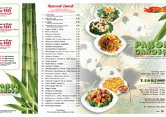 Panda Garden Chinese Restaurant 110 Main St South Glens Falls Ny