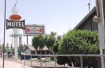 Sands Motel - San Jose, CA