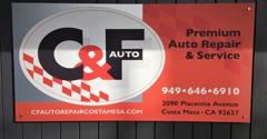 C & F Auto - Costa Mesa, CA