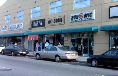 I & P Fashion Inc - Los Angeles, CA