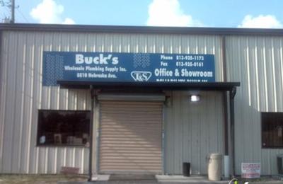 Buck's Wholesale Plumbing Supl - Tampa, FL