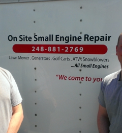 OnSite Small Engine - Leonard, MI
