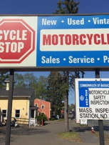 Welcome to Cycle Stop