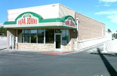 Papa John's Pizza - Las Vegas, NV
