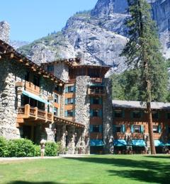 Ahwahnee Hotel - Yosemite National Park, CA