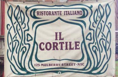 Il Cortile Restaurant - New York, NY