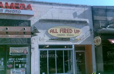 All Fired Up - Washington, DC