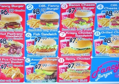 Fancy Burger - Fresno, CA