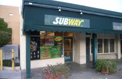 Subway - Palo Alto, CA