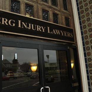 Berg Injury Lawyers - Alameda, CA