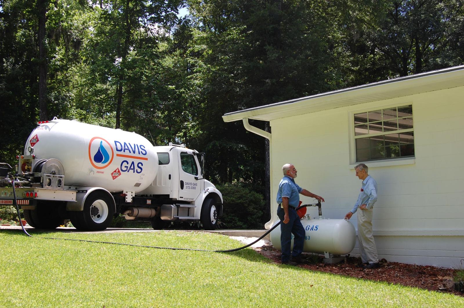 Propane Services Davis Gas Gainesville Fl