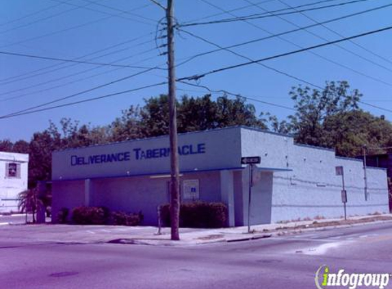 New Deliverance Tabernacle - Tampa, FL