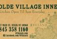 Olde Village Inne - Nyack, NY