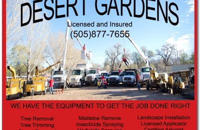Desert Gardens Lawn & Landscaping - Albuquerque, NM