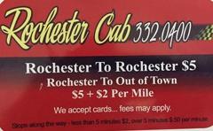 Rochester Cab