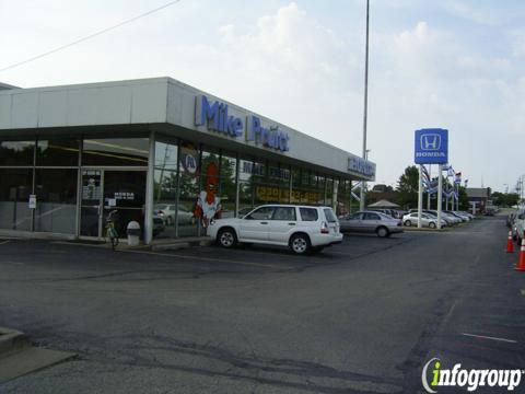 Mike Pruitt Honda 43 Pruitt Blvd Akron Oh 44310 Yp Com