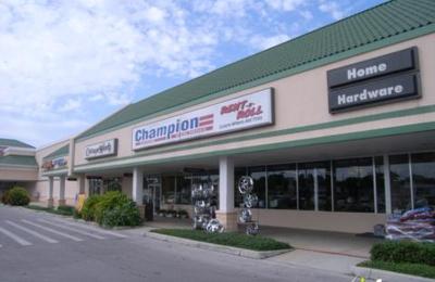 Champion Rental 2479 Citrus Blvd Leesburg Fl 34748 Yp Com