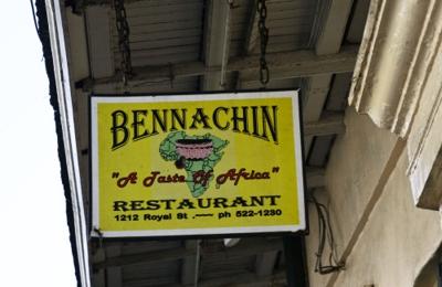 Bennachin Restaurant - New Orleans, LA