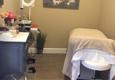 Polished Nail Spa - Goleta, CA. Esthetician room: waxing, facials, and eyelash extensions.